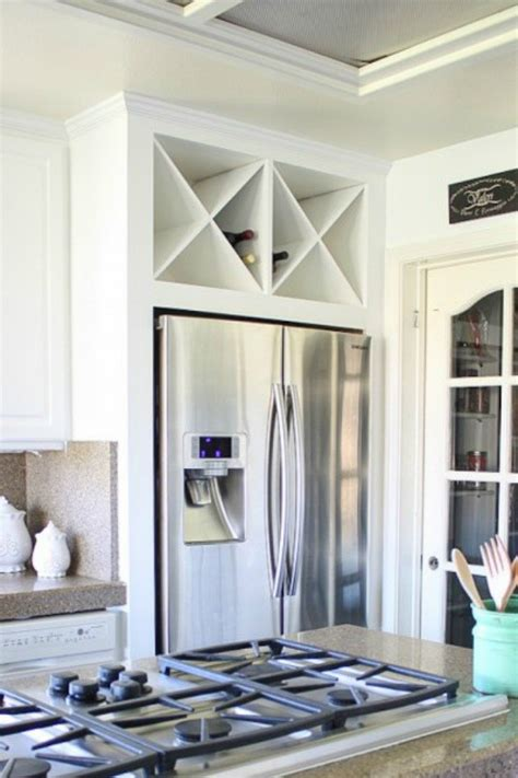 clever ways  add  kitchen storage space  open shelves hometalk