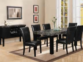 black dining room sets soft black dining room sets interior decorating ideas
