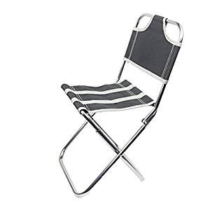 outdoor lightweight aluminum folding chair