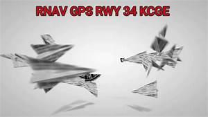 Rnav Gps Rwy 34 Kcge Autopilot