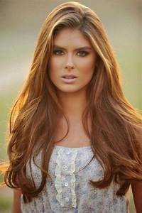 Light Brown Hair Color With Highlights - Hair Fashion Online
