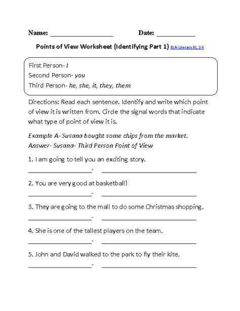 Fiction Or Nonfiction Worksheet 2nd Grade Paraphrasing