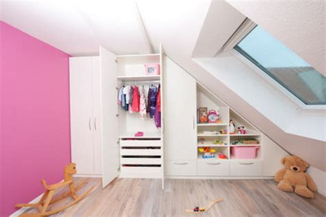Kinderzimmer Mit Dachschrage Kinderzimmer Dachschr Ge Einen