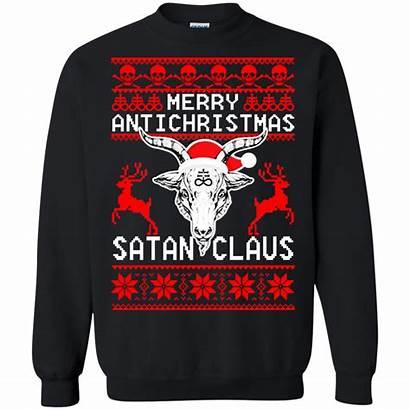 Christmas Satan Merry Sweater Claus Trending