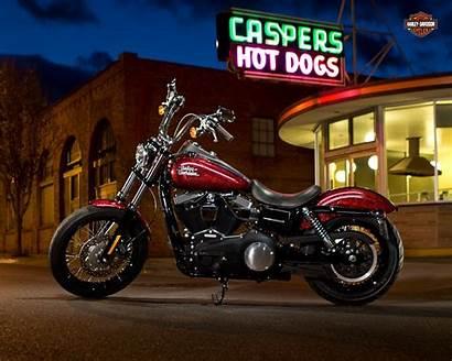 Harley Davidson Dyna Street Bob Wallpapers Fxdb