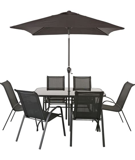 Buy Garden Table And Chairs by Buy Sicily 6 Seater Patio Set At Argos Co Uk Your