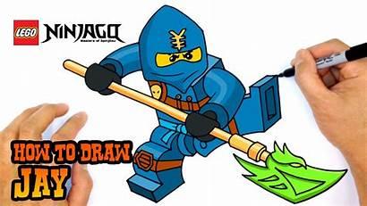 Ninjago Jay Draw Drawing Clipart Getdrawings Clipartmag