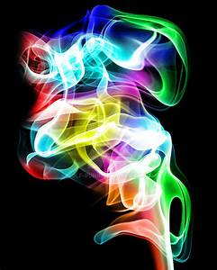 Rainbow Smoke 2 by Golf-Punk on DeviantArt