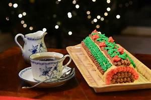 Decoration De Buche De Noel : decoration buche de noel en bois ~ Preciouscoupons.com Idées de Décoration
