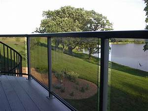 Glass Railing Straight Stairi Shaped Staircase Outdoor