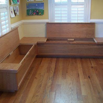 kitchen bench seat with storage 11 best images about ideas for on window 7731