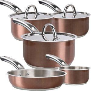 copper cookware sets reviews cooking top gear
