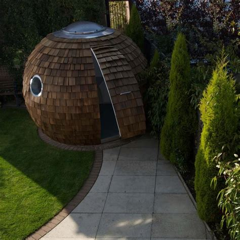 Archipod Eco-friendly Garden Office Pod