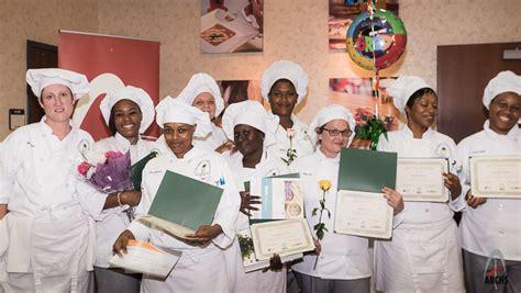 Culinary Arts Program Graduates 12