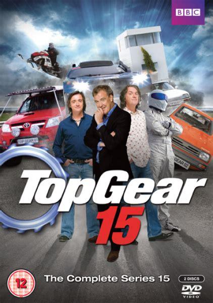 top gear series  dvd zavvi