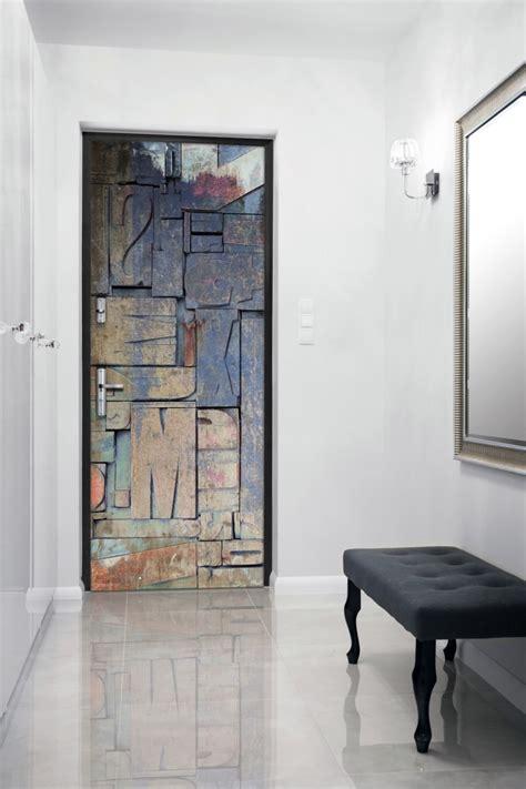 decoration de porte  idees pour transformer la porte