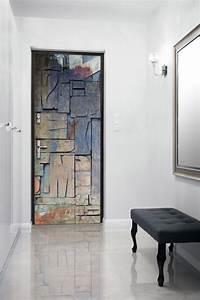 Decoration Porte Interieur : d coration de porte 70 id es pour transformer la porte d ~ Melissatoandfro.com Idées de Décoration