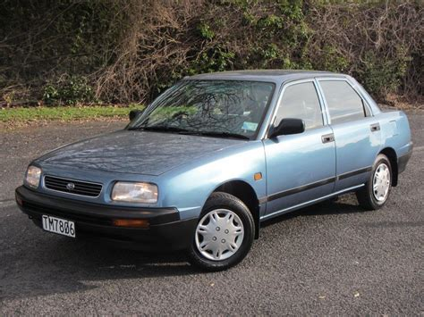 1995 Daihatsu Applause Nz New Liftback $1 Reserve