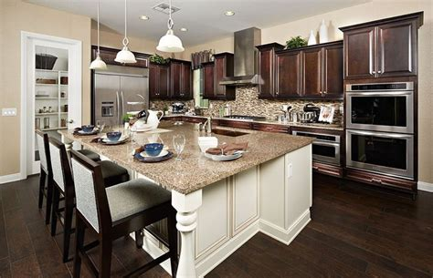 pulte homes kitchen cabinets bridges at gilbert gilbert az new homes pulte homes 4446