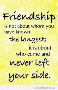 Never left | Friendship Quotes | Pinterest | Friendship ...