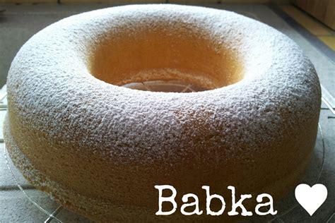 Recette  Babka Polonaise (secret De Famille
