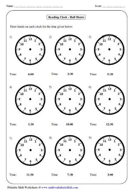 telling time worksheets time worksheets telling time