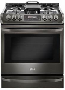 Lg Black Stainless Steel Series Lsg4513bd 30 In  6 3 Cu