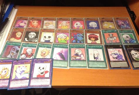 cards yugioh undertale did imgur thing comments