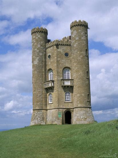 broadway tower broadway worcestershire cotswolds