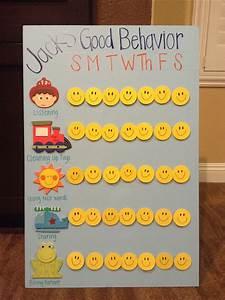 25+ best ideas about Behavior Chart Toddler on Pinterest ...