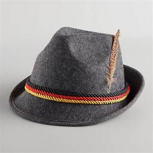 German Alpine Oktoberfest Hat World Market