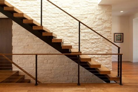 Steel Spiral Staircase Kits by Linden Hills Contemporary Modern Staircase