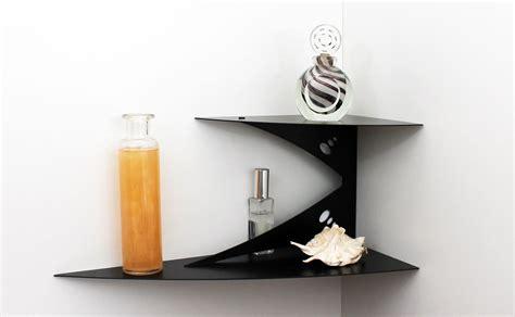 cuisine en angle ikea etagère murale d 39 angle fixation invisible tablette d