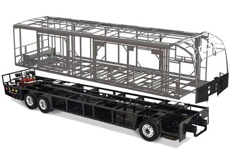 quality motor coach motorhome construction