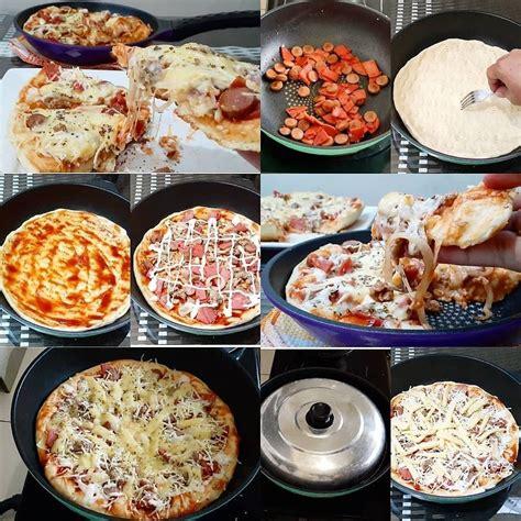 Apalagi jika disajikan selagi hangat bersama keluarga tercinta di rumah. Resep Pizza Teflon Anti Gagal, 1 Jam-an Selesai, Cocok Untuk Pemula!