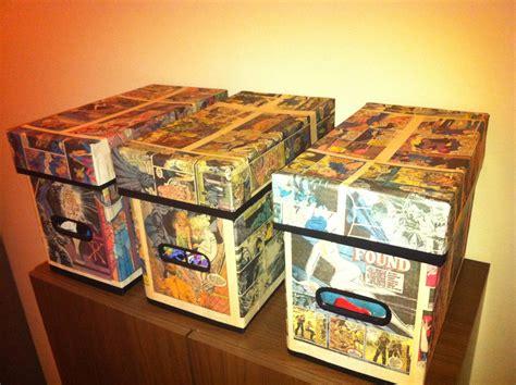 Comic Book Storage Ideas