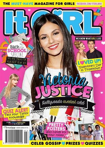 Magazine Justice Victoria March Gotceleb