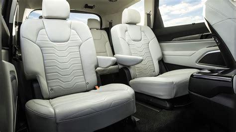 2020 Kia Telluride Ex Interior by 8 Seat 3 Row 2020 Kia Telluride Interior
