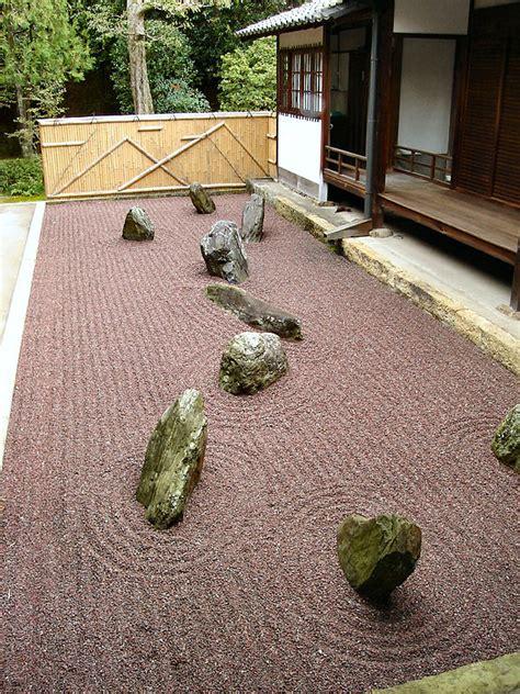 japanese zen gardens japan garden rock kyoto dry karesansui inspiring most