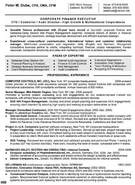 senior executive resume gallery of senior manager resumes