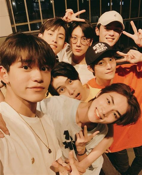 Wayv Member Profile Photos Wayv Reveals How Strong Their Friendship Is With Nct