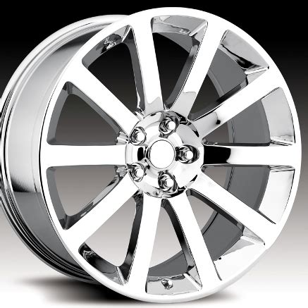 Chrome Rims For Chrysler 300 by Chrysler 300 Chrome Rims 22x9
