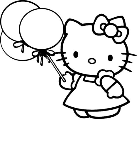 kitty coloring pages fantasy coloring pages