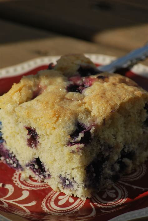 I love baking coffee cake for four reasons, especially with this easy apple sour cream coffee cake this is a good breakfast coffee cake as it isn't too sweet. My story in recipes: Blueberry Buttermilk Coffee Cake