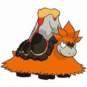 Camerupt Pokemon