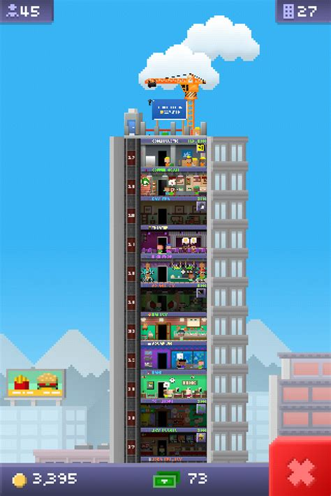 Tiny Tower Floors Limit freemium blend 1 tiny tower gamer