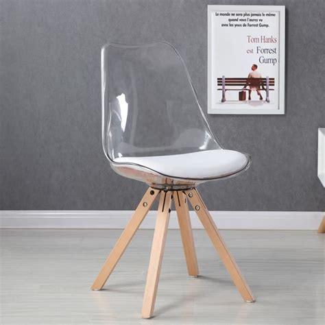 chaise polycarbonate pas cher chaise transparente polycarbonate achat vente chaise