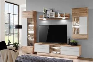 Hülsta Möbel Online Kaufen : ideal m bel wohnwand alfonso wotan eiche m bel letz ihr online shop ~ Orissabook.com Haus und Dekorationen