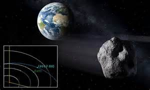 Asteroid will pass between Earth and the moon tonight ...