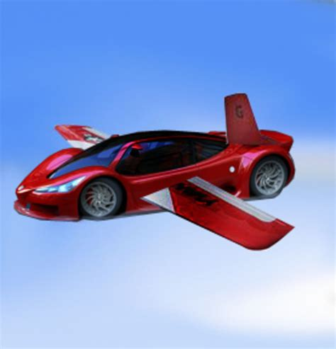 Future Cars That Can Fly